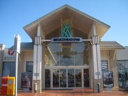 Broady shopping centre