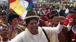 bolivians