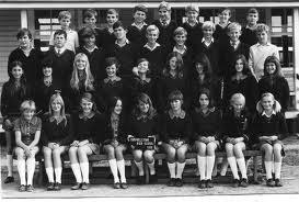 school 70's