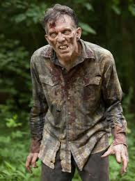 BE the zombie. no, no...BE the leper
