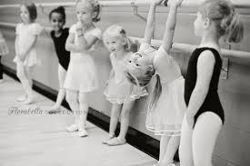 ballet barre little girls
