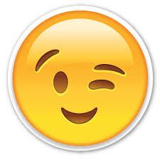 winking emojo